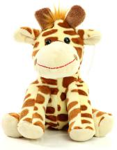 MiniFeet® Zoo Animal Giraffe Gabi
